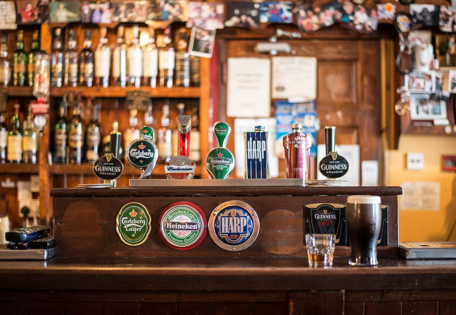 Cervezas Irlandesas