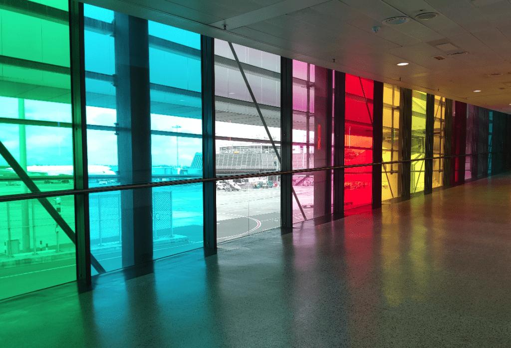 Aeropuerto de Dublin - Viajar sin pasaporte europeo