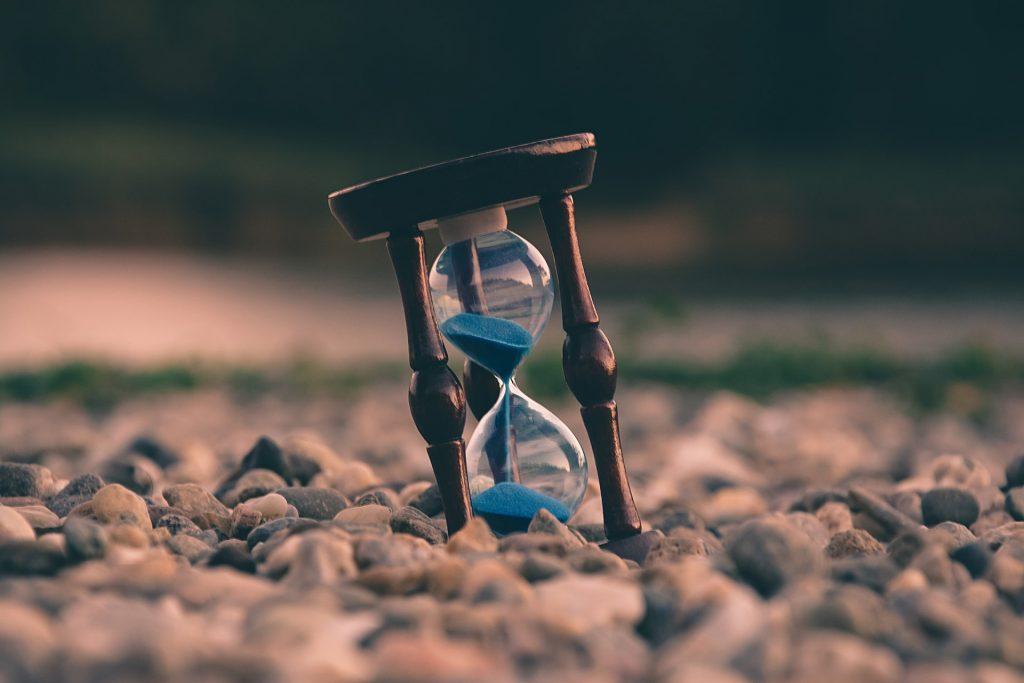 Reloj de arena - Banco de tiempo de Limerick